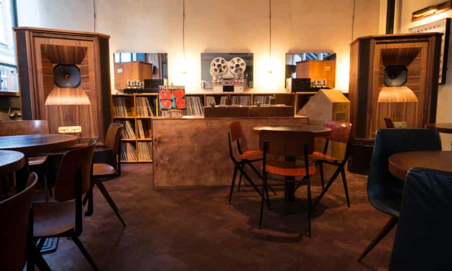 The Spiritland system in London