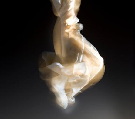 Helen Duncan's 'ectoplasm' (c1939)