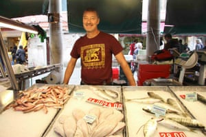 Marco Bergamasco, Rialto Fish market
