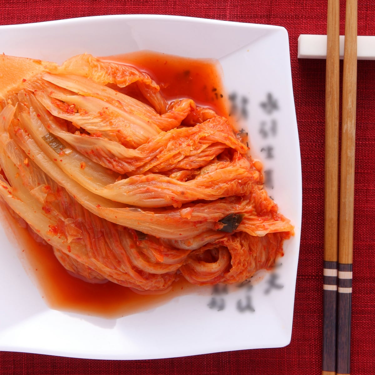 Do Kimchi And Other Fermented Foods Give You More Fizz Food The Guardian