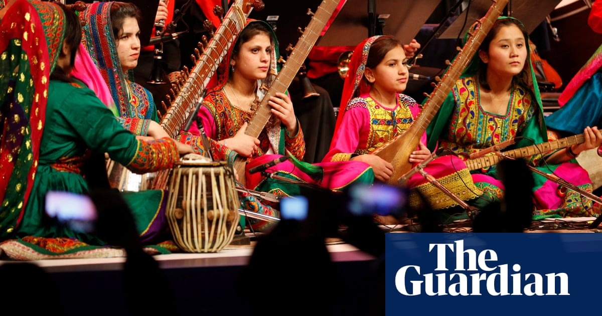 Afghan orchestras in peril: 'I cannot imagine a society without music'