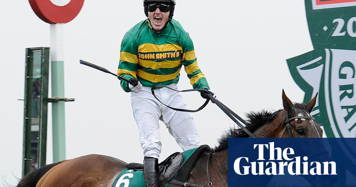 AP McCoy: The man in the street wants to know if you've won the Grand National | Chris Cook