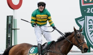 'The Grand National is a Wimbledon, it's an FA Cup,' says AP McCoy as he recalls his win in 2010 aboard Don't Push It.