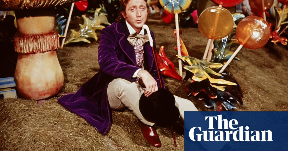 Willy Wonka and the Chocolate Factory at 50: a clunky film that Roald Dahl rightfully hated