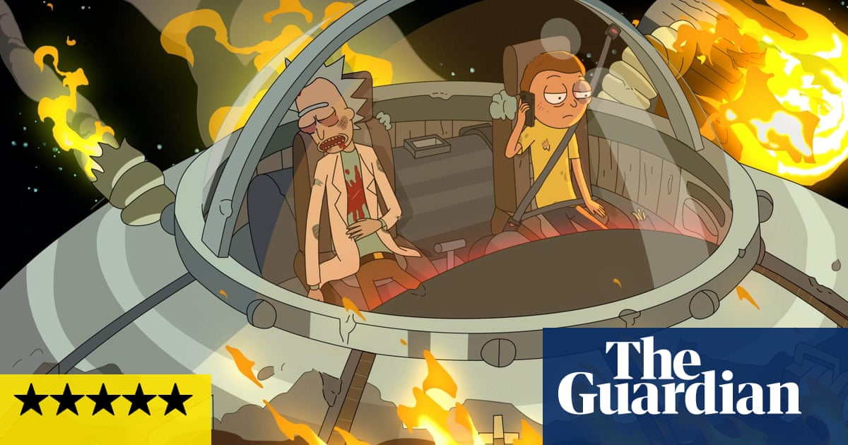 Rick and Morty series five review – proof that Elon Musk must be stopped!
