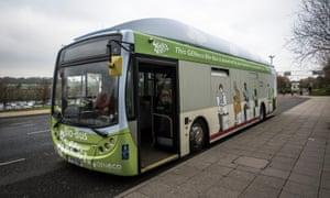 'Poo bus' set for passenger service