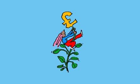 Money Illustration 'Tree'
