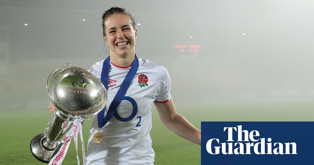 Emily Scarratt: If you enjoy rugby then you should enjoy womens rugby