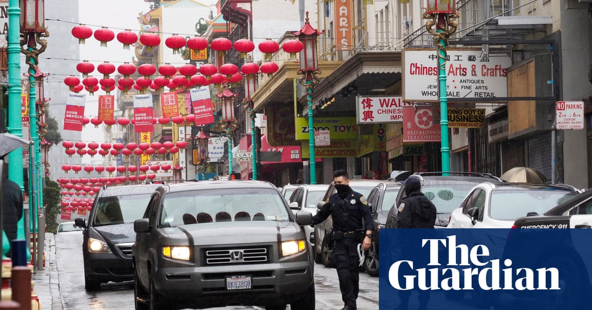 Police patrols have increased in Asian areas. Not everyone is feeling safer