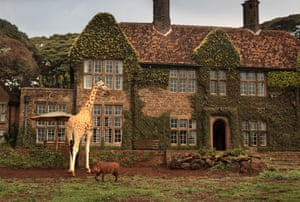 Set in 12 acres of private land within 140 acres of indigenous forest in the Karen suburb of Nairobi, the stately manor was originally erected as a home for Sir David Duncan in 1932