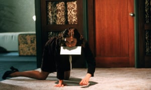 A romantic take on raw humiliationThe 2002 film adaptation of 'Secretary'.