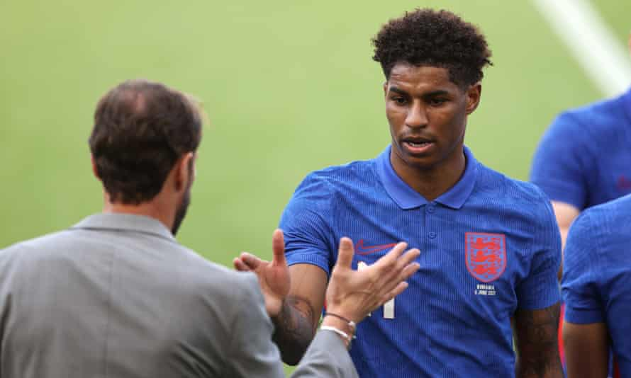 Marcus Rashford may need shoulder surgery, but he was determined to play at Euro 2020.
