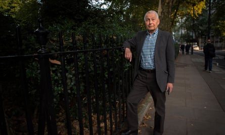Frank Field MP, who will gather evidence on control of the gig economy from unions, lawyers, enforcers and workers.
