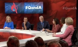 Q&A on Monday 27th March 2017 on ABC TV