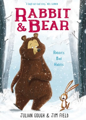 Rabbit and Bear cover