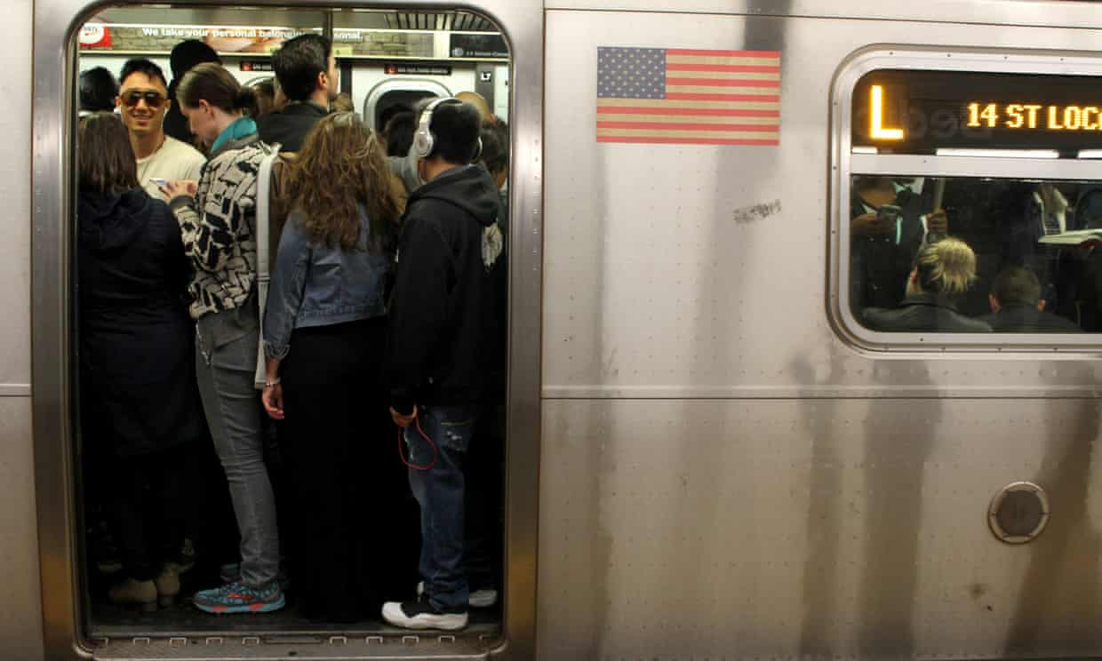 New York City subway and bus services have entered 'death spiral', experts say