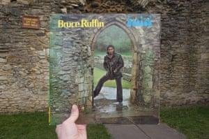 Bruce Ruffin, Rain (Trojan, 1971),