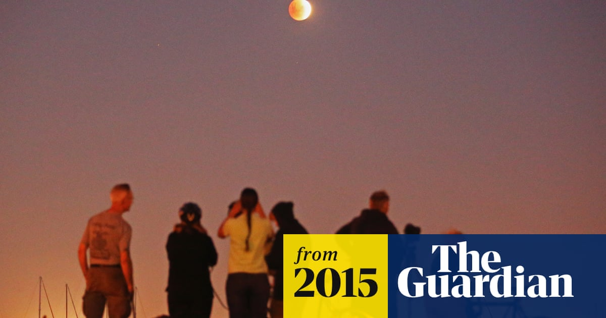 Blood moon' brings prophecies of end times – but Nasa says