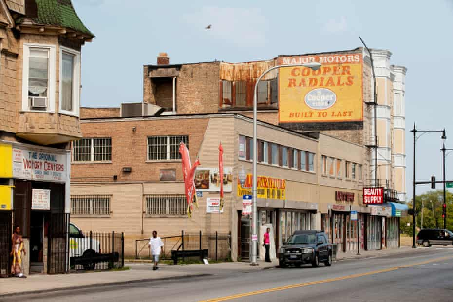 Englewood has long held a reputation as one of Chicago's most violent neighborhoods.
