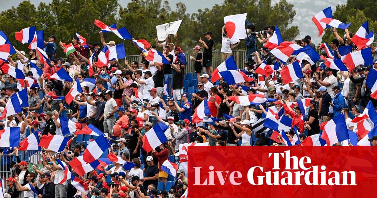 French Grand Prix: F1 – live!