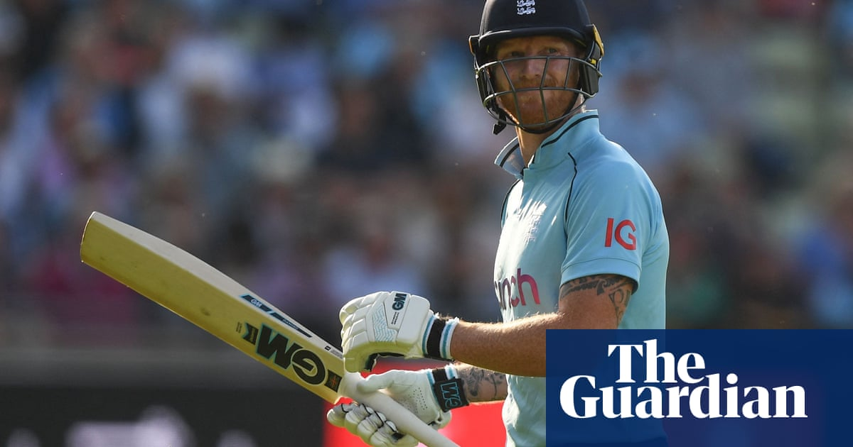 Ben Stokes set to be left out of England's T20 World Cup squad