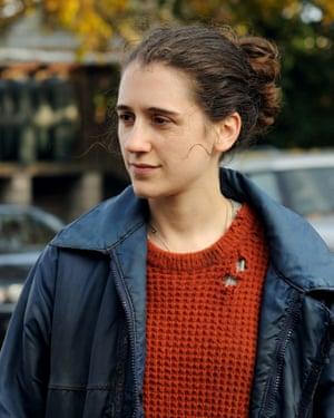 Fiercely intelligent … Ellie Kendrick as Clover