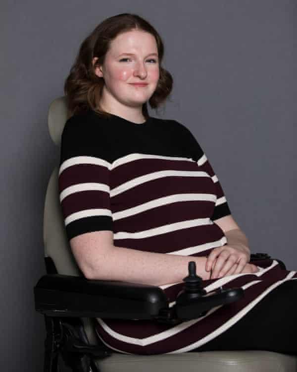Shona Cobb, 19, St Albans.