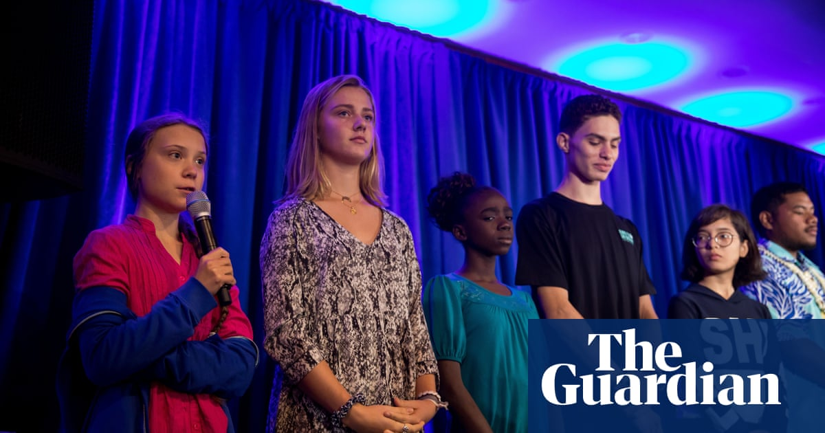 Young climate activists vow to keep fighting despite UN setback