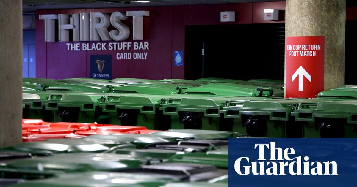 Twickenham bars will be shut when fans return for England v France
