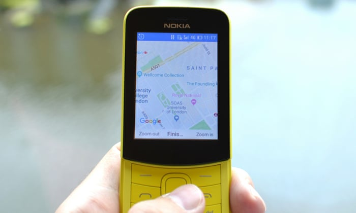 Nokia 8110 4G review: a nostalgia trip too far | Technology | The