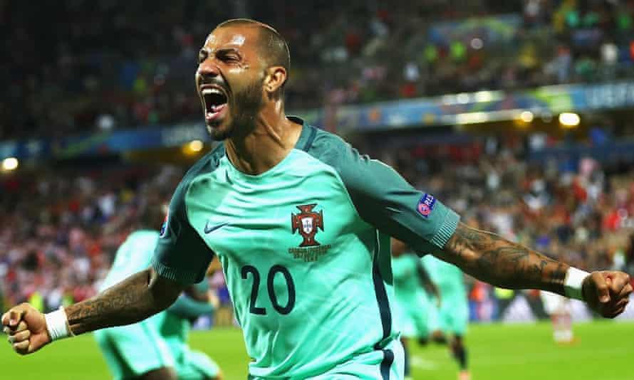 Portugal's Ricardo Quaresma