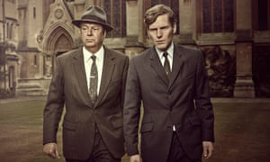 Roger Allam and Shaun Evans in Endeavour