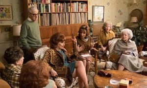 Woody Allen plays to type in Crisis In Six Scenes