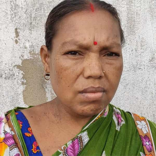 A woman from Bangladesh
