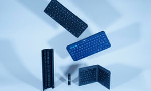 25158b95cb0 Qwerty dancing: Bluetooth keyboards tried and tested | Technology ...