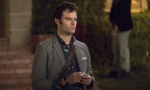 Bill Hader as a hitman turned struggling actor in Barry.