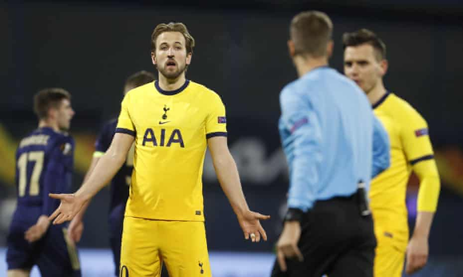 Tottenham's Harry Kane will be 28 in July. Does he think he has to leave Spurs to fulfil his ambitions?
