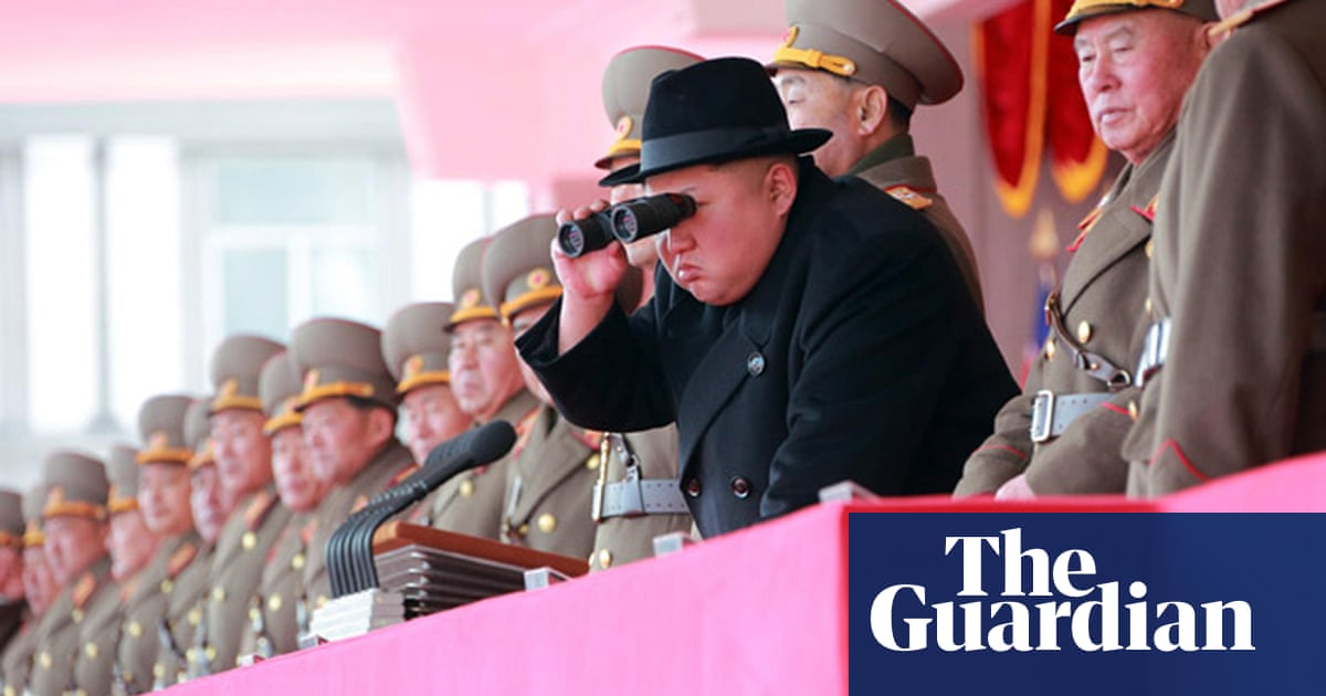 They said Kim Jong-un could fire a gun at age three' | Books | The