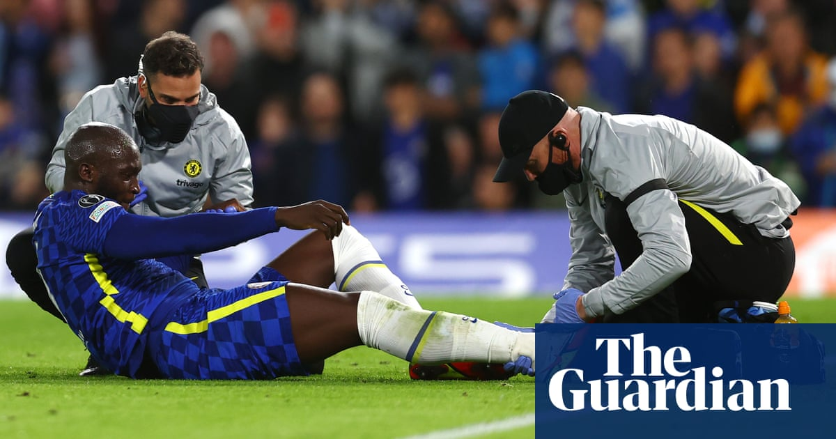 'It will take a while': Chelsea face striker shortage as Lukaku and Werner limp off