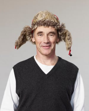 Actor Mark Rylance was photographed at the Jerwood Space in London