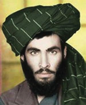 Mullah Omar in 1978.