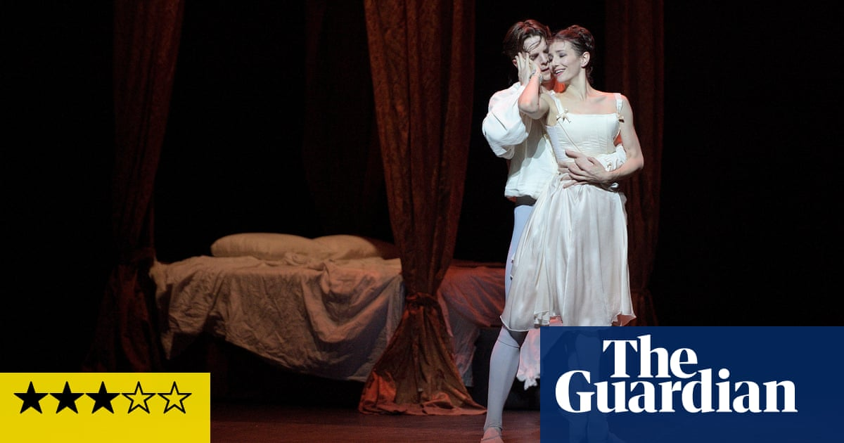 QnA VBage Manon review – an epic fail of the Bechdel test