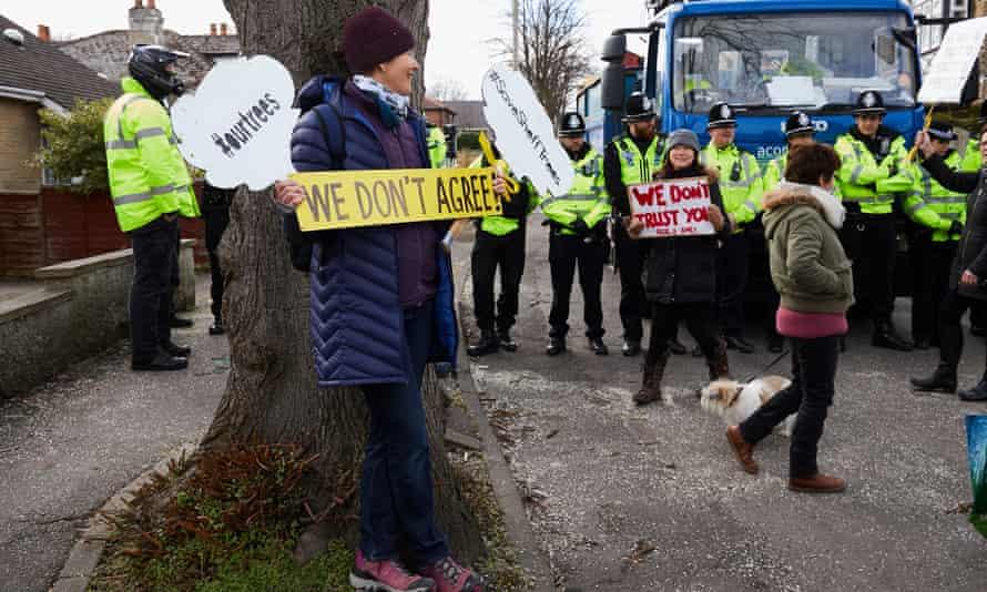 demonstrator in Sheffield