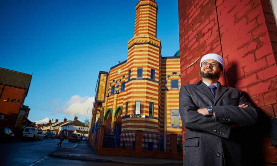 Imam Qari Asim, chair of the Mosques and Imams National Advisory Board