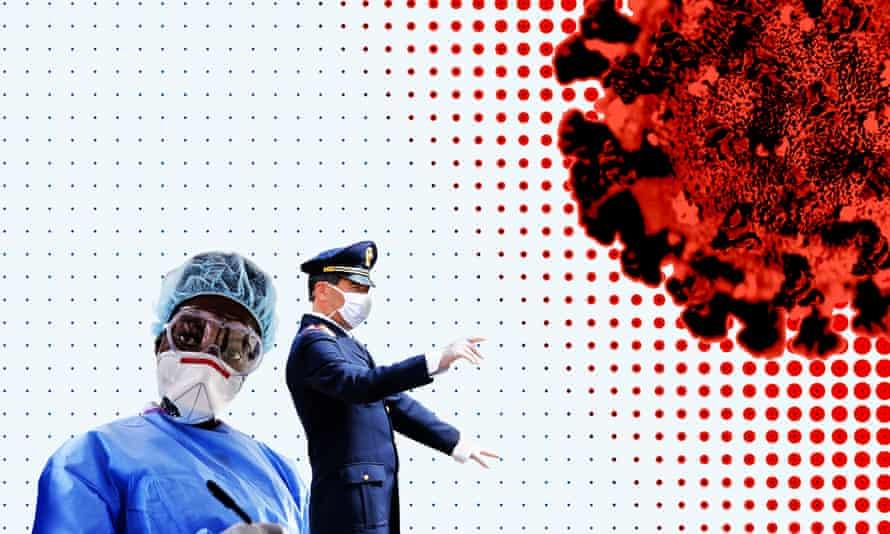 Coronavirus Daily Briefing 'At a glance'