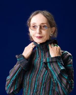 Joyce Carol Oates went to university in Wisconsin.
