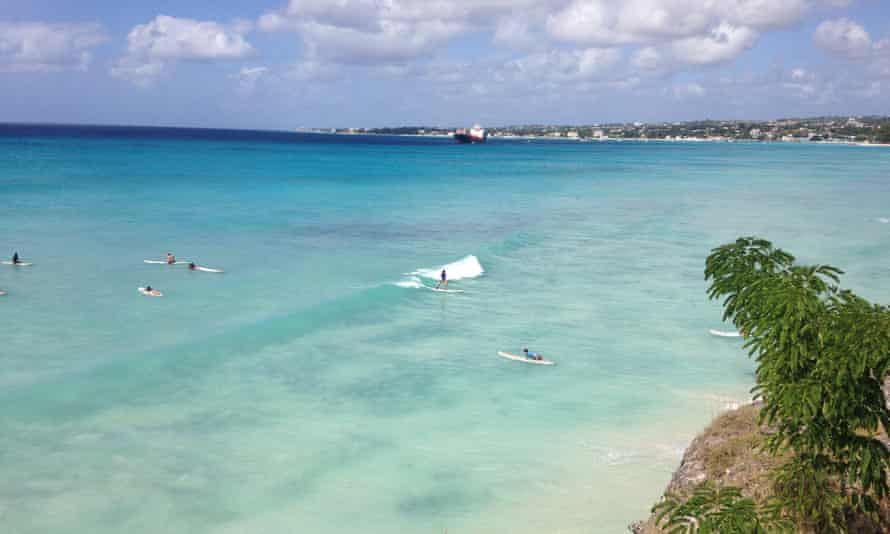 Surf School Freight's Bay, Barbados
