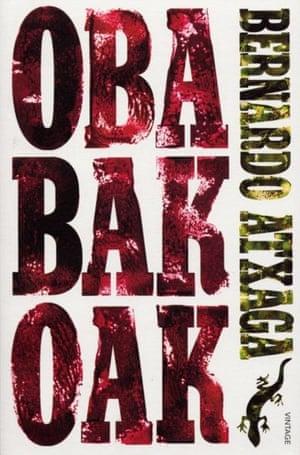 Cover of Obabakoak by Bernardo Atxaga