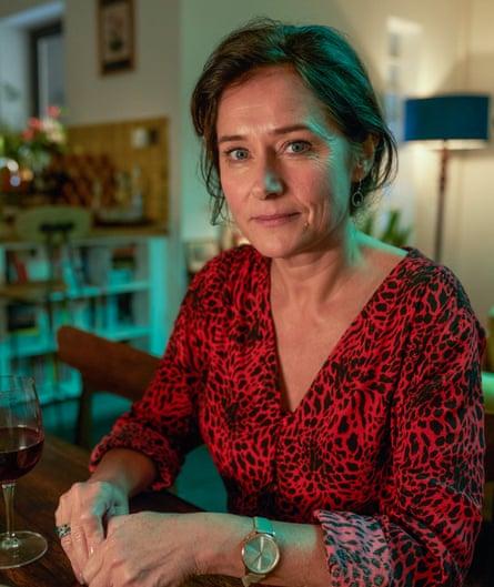 Sidse Babett Knudsen como Madeline Halle en Roadkill