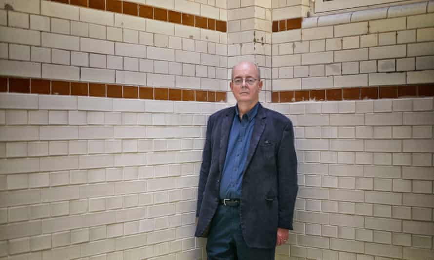 The playwright David Edgar